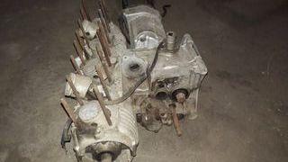 Despiece motor Benelli 750 SEI