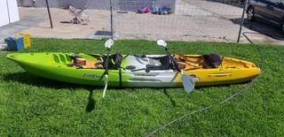 kayak triple