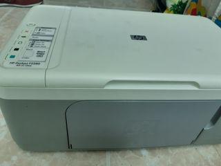 Impresora, escáner y fotocopiadora HP