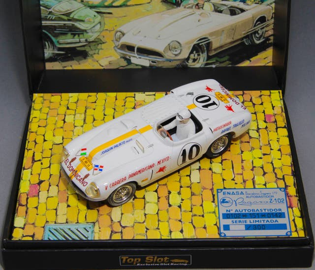 Pegaso Z-102 Edic. Limit. Top Slot 1:32 Scalextric