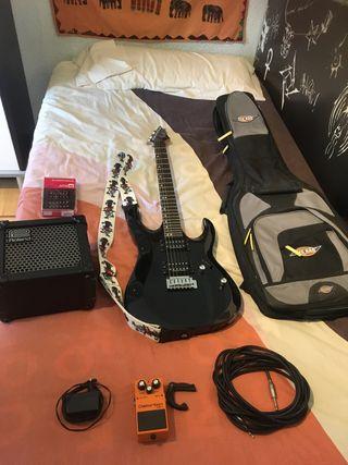 Pack Guitarra Eléctrica