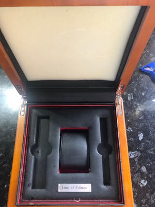 Caja original De Reloj Jaguar