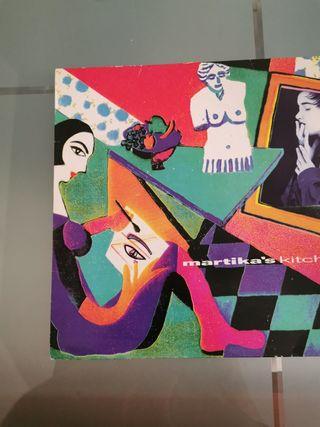 disco de vinilo Martika's kitchen