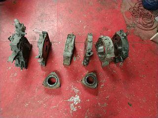 despiece motor Mazda rx8