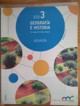 Libro de Historia 3°ESO