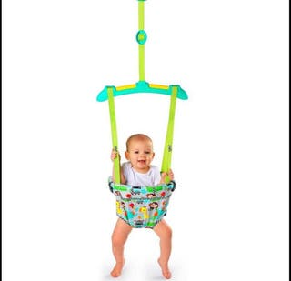 Columpio saltador de bebe