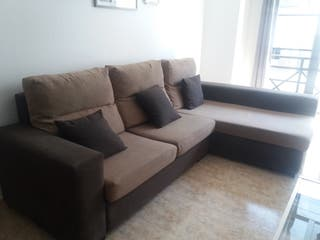 se vende sofa chaise long