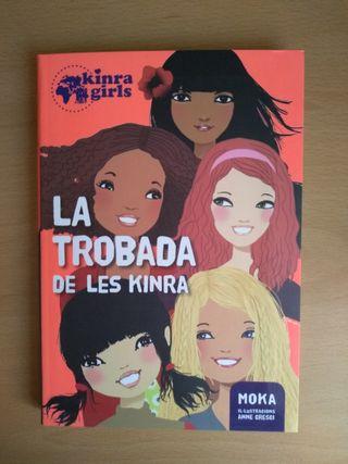 Libro: La trobada de les Kinra