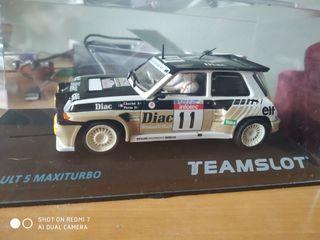 R5 Maxi Turbo Team Slot