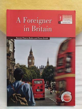 Libro A foreigner un britain