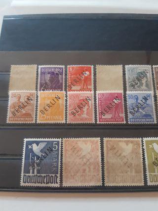 sellos Alemania