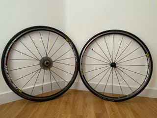 Ruedas bicicleta Mavic Aksium