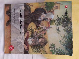 Libro El Lazarillo de Tormes