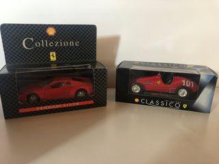 Maquetas Ferrari Miniatura