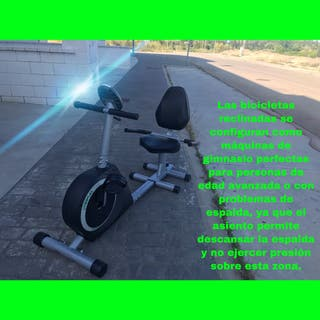 Bicicleta estática Reclinada profecilnal