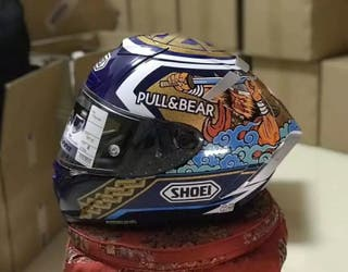 Casco Shoei Marc Marquez Motegi 3