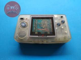 Consola Neo Geo Pocket Color clear skeleton SNK A