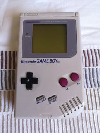 Game Boy Clasica Tocha DMG 01