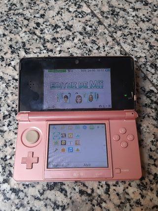 Nintendo 3DS. precio negociable.