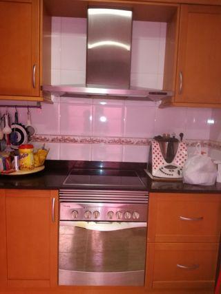 Vendo campana, horno y vitroceramica Balay