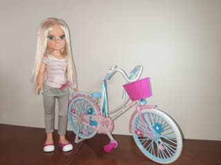 Nancy bicicleta