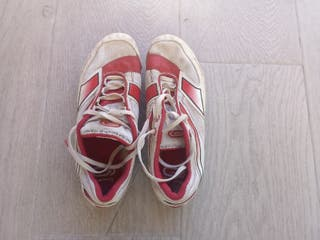 Zapatillas correr clavos