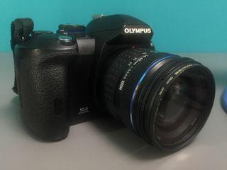 Camara Reflex Olympus e520