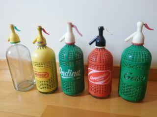 Sifones vintage