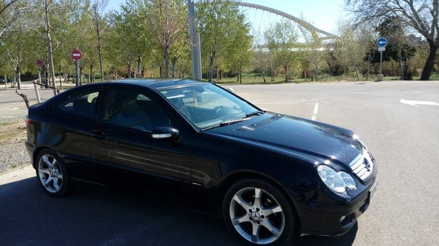 Mercedes-Benz CL Coupe 2006
