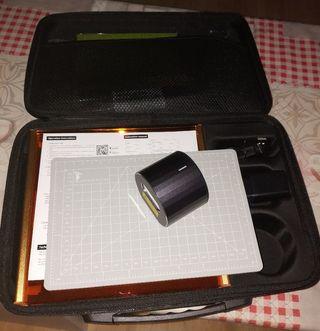 grabadora / cortadora laser
