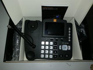 Teléfono inalambrico sin abrir de su caja