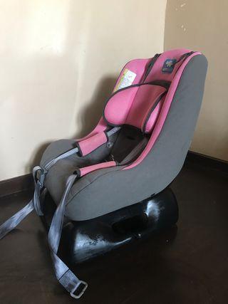 Silla de seguridad para coche de niño/bebé