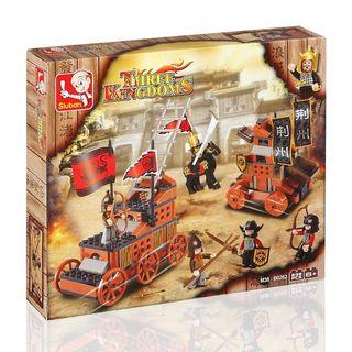 juego de construcción compatible con LEGO