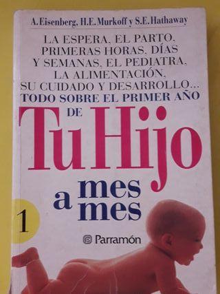 Libro Tu Hijo Mes a Mes