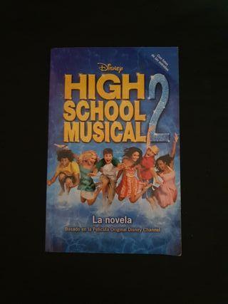 LIBRO HIGH SCHOOL MUSICAL