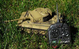 Tanque RC Airsoft Tiger I