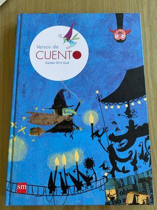 Libro para niños: Versos de Cuento de Carmen Gil