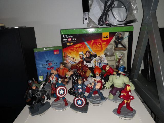Disney Infinity 2.0 / 3.0 /figuras
