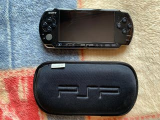 PSP 3000 Negra Sin Bateria