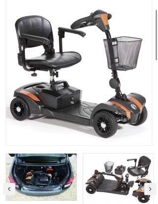 Moto Scooter eléctrica veo