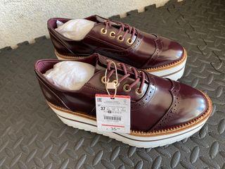 Zapato Stradivarius talla 37