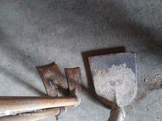3 chapos+rastrillo
