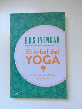 El arbol del yoga. IYENGAR