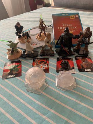 Star Wars infinity Disney WII