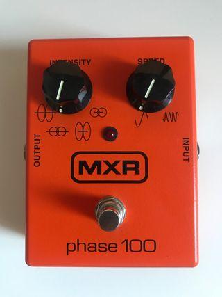 Pedal Guitarra MXR Phase 100