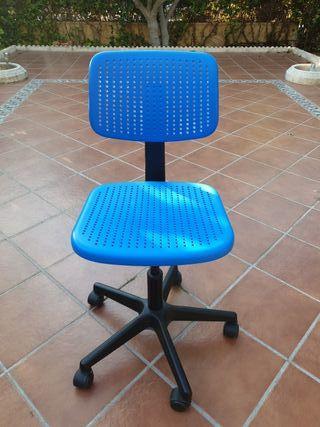 2 sillas escritorio