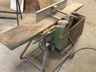 Maquina cepilladora planeadora para madera SUPA