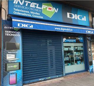 Se traspasó tienda móviles y ordenadores