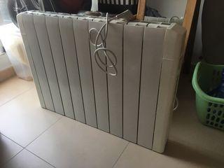 Radiador electrico calor azul AURORA programable