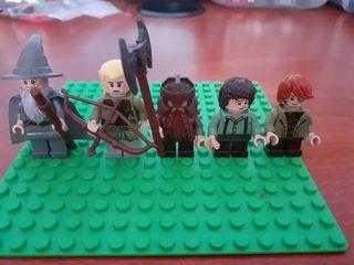 Lego lote del señor de los anillos